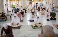 بازگشایی مسجد النبی(ص) و مسجد الاقصی