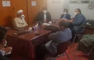 بازدید مدیرکل ارشاد مازندران از موسسه پیامبر اعظم(ص)