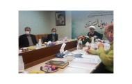 باحضور مدیران نهادهای مشارکت کننده؛  جلسه هماهنگی طرح فراگیری قرآن ۱۴۵۴ برگزار شد