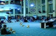 در شب اول ماه رجب؛  اولین جلسه جامعه قرآنیان مکتب سلیمانی برگزار شد