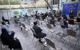 دیدار نوروزی ۱۴۰۰ جامعه قرآنی