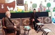 در سفر رئیس اتحادیه قرآنی عراق به قم مطرح شد؛  افزایش همکاری مؤسسات قرآنی عراق و قم