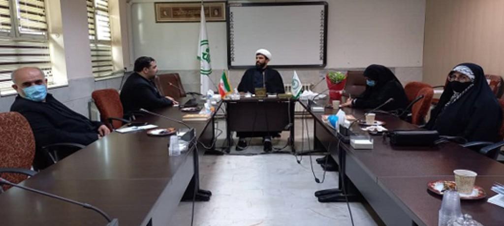 تشکیل نخستین جلسه اتحادیه قرآنی گلستان با مدیرکل تبلیغات استان