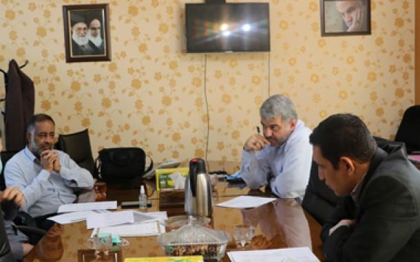 برگزاری نشست تدوین و بررسی آیین نامه فعالیت های آموزشی در اتحادیه کشوری