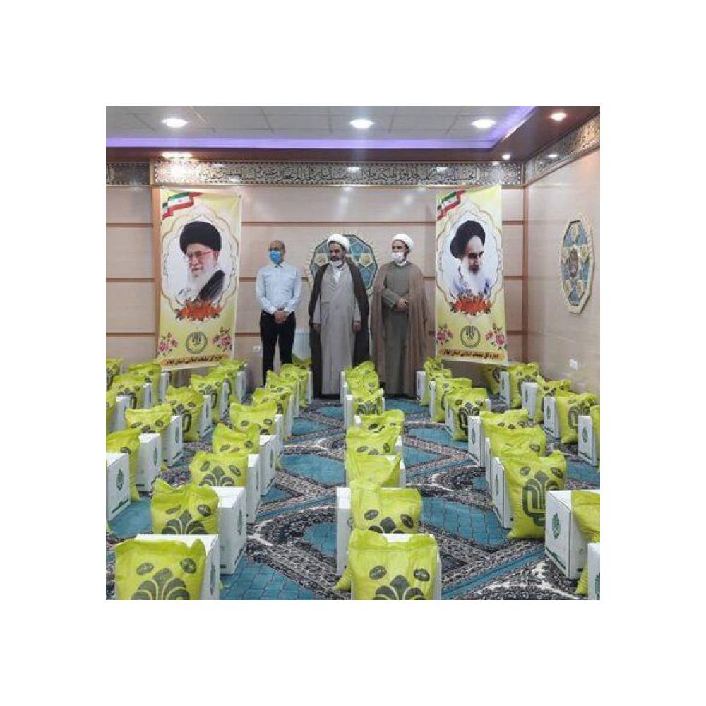 همزمان با عید غدیر خم انجام شد؛  اجرای طرح مواسات در قرارگاه بیتالاحزان شهدای گمنام در قم