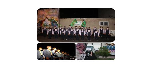 برپایی کاروان «رهروان غدیر» به همت دارالقرآنالکریم زنجان