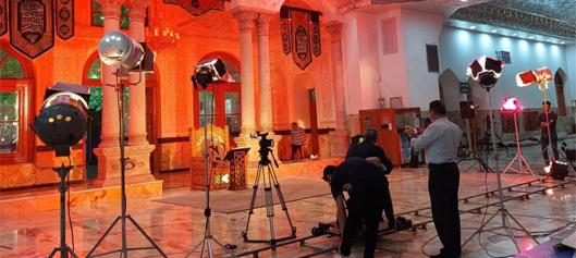 ضبط تلاوتهای ۴k در شبکه قرآن سیما